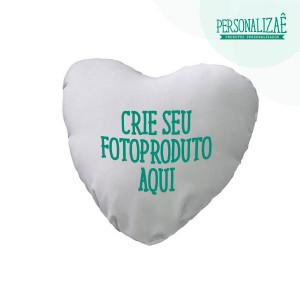 Almofada Personalizada Coração